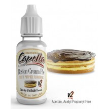 Boston Cream Pie V2 Capella