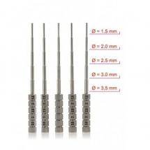 Outils Micro Coil coiler