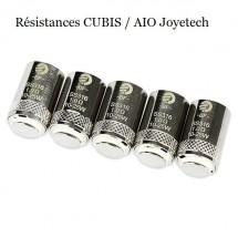 Résistances AIO / CUBIS
