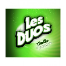 Menthe Concombre / Les Duos Revolute