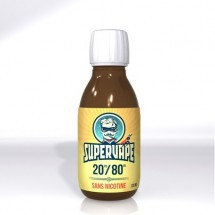Base 20/80 Supervape 120ml
