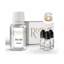 Pack DIY 6mg 50/50 Revolute