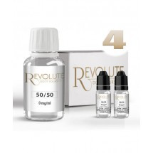 Pack DIY 4mg 50/50 Revolute