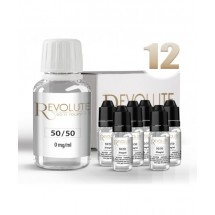 Pack DIY 12mg 50/50 Revolute
