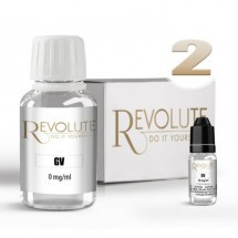 Pack DIY 2mg 100%VG Revolute