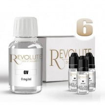 Pack DIY 6mg 100%VG Revolute