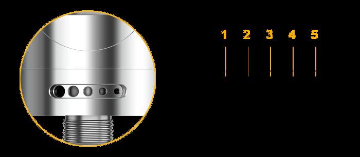 Airflow Nautilus 2 Aspire