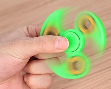 Utilisation Hand Spinner Fidget Spinner
